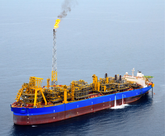 FPSO PRocess Control System